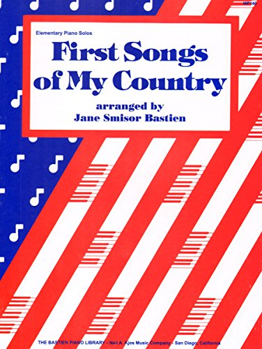 Country Patriotic Songbook (WP140 - First Songs of My Country)