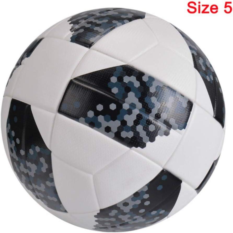 Chongshang Número 4 No.5 Fútbol PU Material De Cuero Partido ...