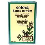 Colora Henna Veg-Hair Mahogany 60 ml (Case of 6)