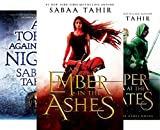 An Ember In The Ashes (3 Book Series)