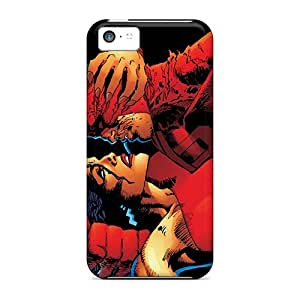 Anti-Scratch Hard Cell-phone Case For Iphone 5c With Custom Colorful Daredevil I4 Pictures JoanneOickle