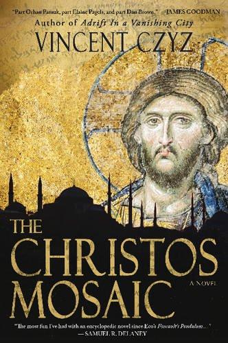 The Christos Mosaic: A Novel by Blank Slate Press