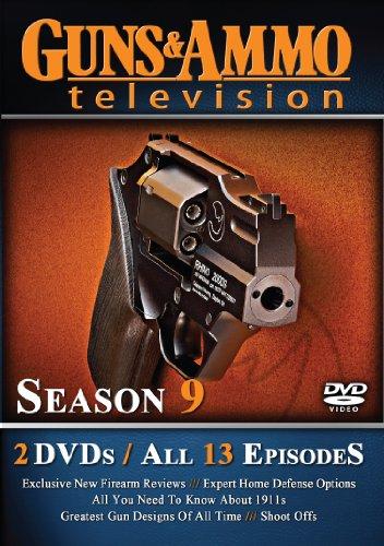 Guns & Ammo TV Season 9 (2011) DVD