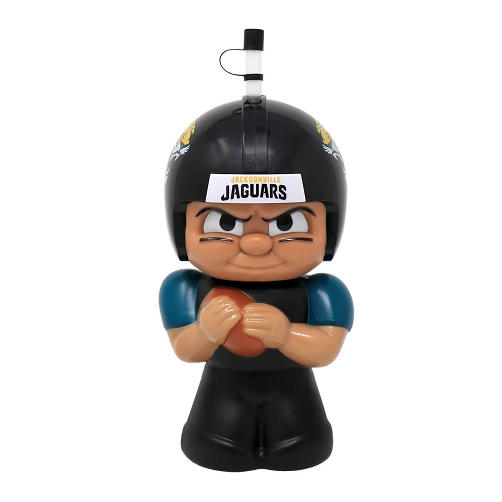 Party Animal NFL TeenyMates Big Sipper Drink Bottle Jacksonville Jaguars by Party Animal Toys