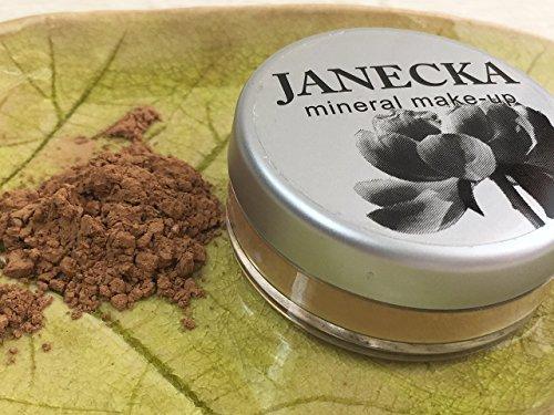 JANECKA Mineral Blush - Bronze - Handcrafted Make Up by B JANECKA