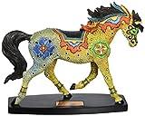 Westland Giftware Moroccan Mosaic Arabian 6-1/4-Inch Resin Figurine