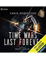 Time Wars Last Forever: Publisher's Pack 3: Books 5-6