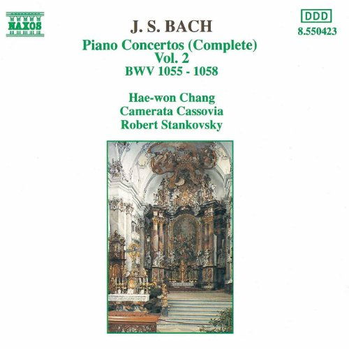 Js Concertos Bach (Bach, J.S.: Piano Concertos, Vol. 2 (Bwv 1055-1058))