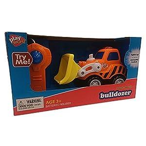 Play Right Remote Control Bulldozer