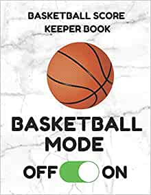 How to keep book for basketball