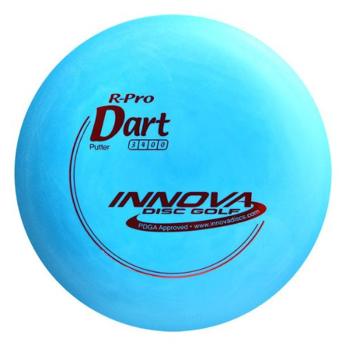 Innova - Champion Discs R-Pro Dart Golf Disc, 170-172gm (Colors may vary)