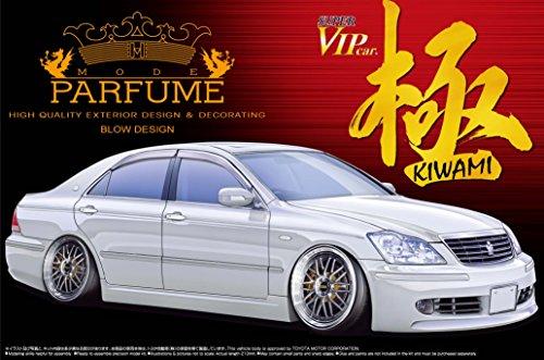 青島文化教材社 1/24 スーパーVIPカーシリーズ No.99 極 モードパルファム トヨタ 18 クラウン プラモデル