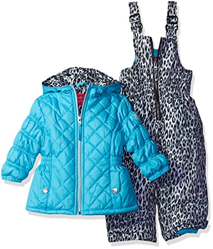 Quilted Snowsuit - 1