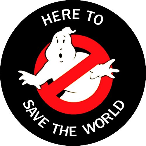Ghostbusters - Here to Save the World - 1-1/4