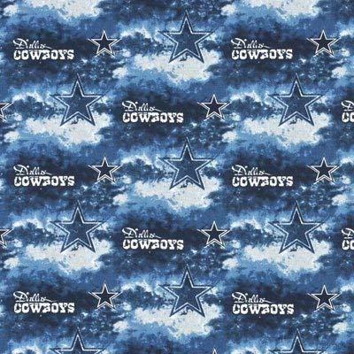 Dallas Cowboys NFL Football in Blue 58