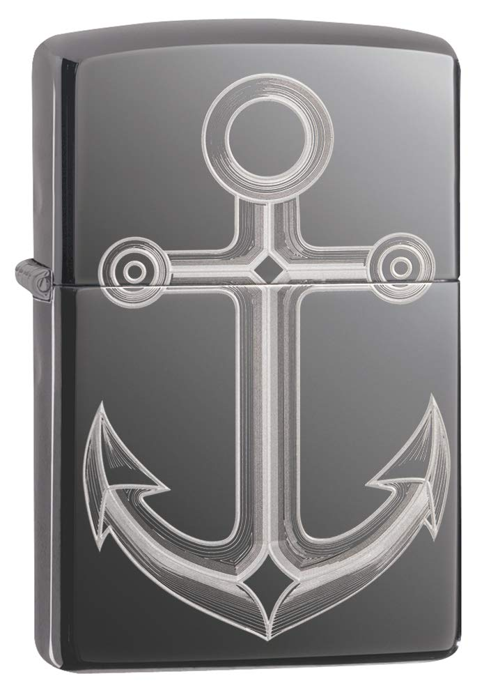 Zippo Anchor Pocket Design Lighter