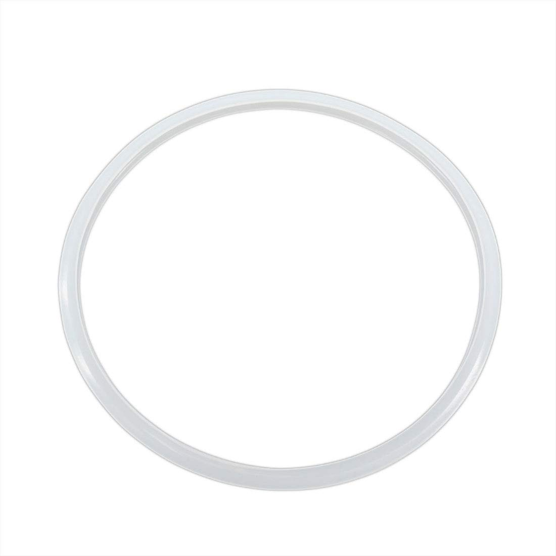 LDEXIN Silicone Sealing Ring Electric Pressure Cooker Pot Rubber Gasket Replacement,26cm/10.24inch