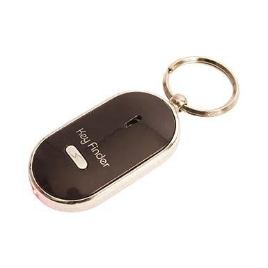 Buscador de llaves con silbato, localizador de llaves ...