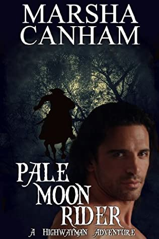 book cover of Pale Moon Rider