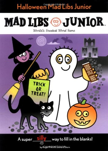 [Halloween Mad Libs Junior] (Halloween Online Games)