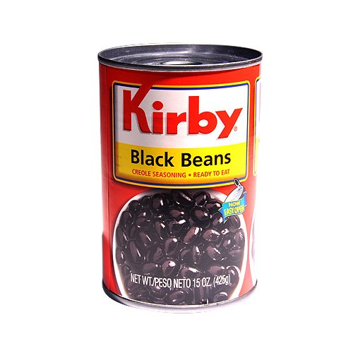 Price comparison product image Kirby Black Beans 15 OZ