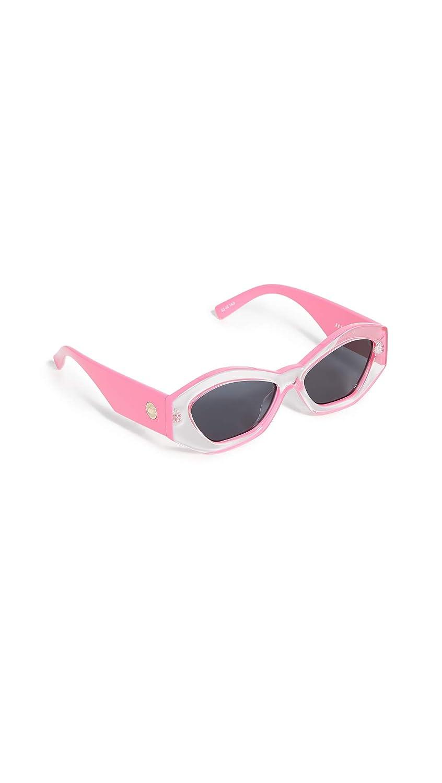 Le Specs Mujeres las gafas de sol más tontas Rosa única ...