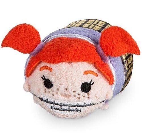 Disney Parks DARLA Tsum Tsum Plush - Finding Nemo 2 Collection - Mini - 3 1/2''