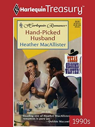 book cover of Hand-Picked Husband
