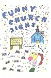 Funny Church Signs, Paula Snyder Art by Vincent Alexander, 1419637487