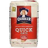 Standard Quaker Oats Quick Oats (Pack of 12)
