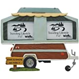 Pop-Up Camper Travel Trailer RV Theme Photo Frame 2X3