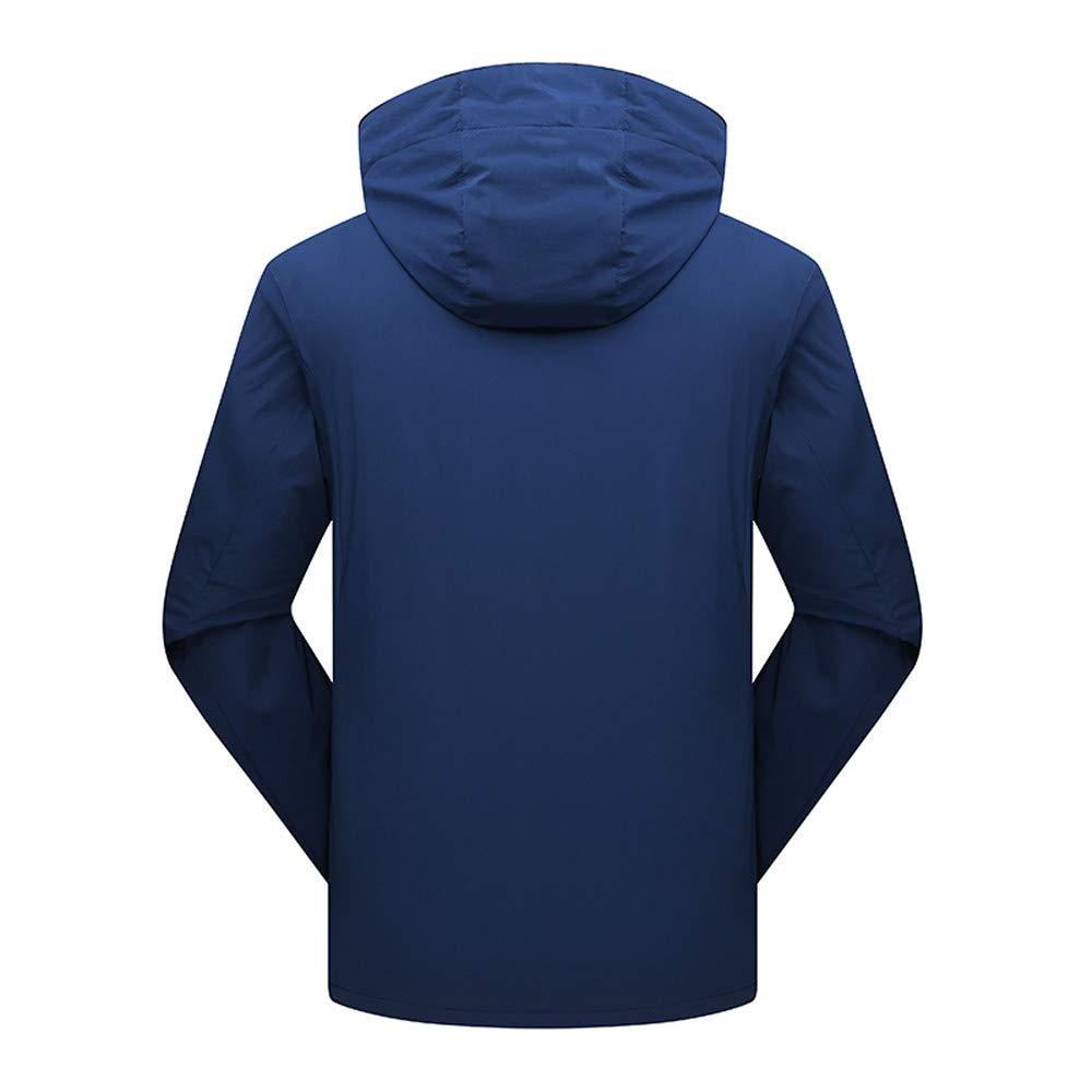 Rosiest Mens Autumn Winter Cashmere Waterproof Breathable Sport Outdoor Assault Coat