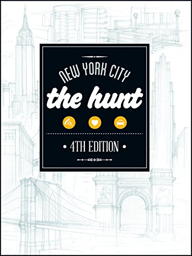 The HUNT New York City (The HUNT Guides)