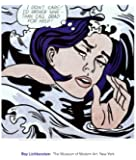 Drowning Girl Art Poster Print by Roy Lichtenstein, 23x27 Fine Art Poster Print by Roy Lichtenstein, 23x27