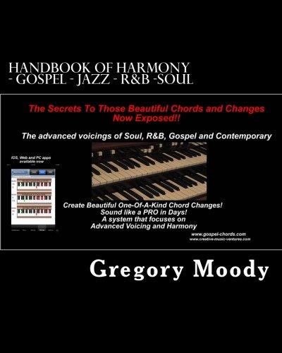 Handbook Of Harmony Gospel Jazz Rb Soul The Secrets To