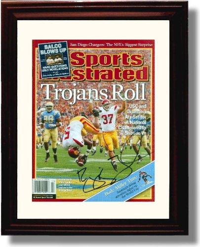 Framed USC Trojans