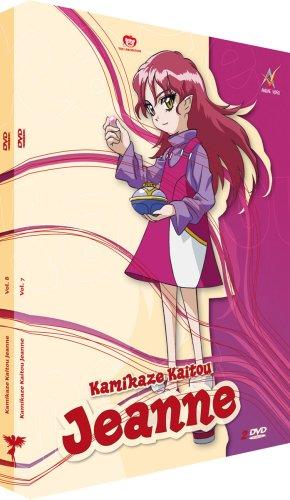 Kamikaze Kaitou Jeanne - Box Vol.4 [Import allemand]