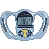 PU Health Pure Acoustics Top Quality Hand Held Body Fat Analyzer Monitor with LCD Screen