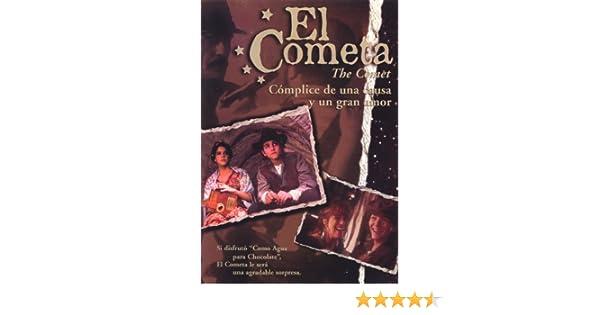 Amazon.com: El Cometa: Diego Luna, Ana Claudia Talancón ...