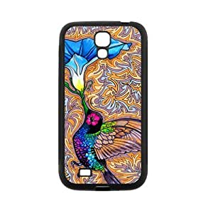 Holy Hummingbird Rubber Cell Phone Cover Case for SamSung Galaxy S4,SIV Cases
