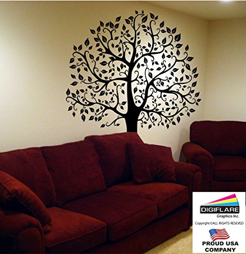 FREE SHIPPING Large Tree Decal product image