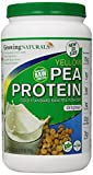 Growing Naturals Pea Protein Powder, Original, 912 Gram by Growing Naturals