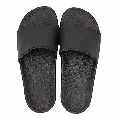 Mujer Antideslizante YMFIE Plana Zapatillas Moda baño de Ocio 41 Zapatos Playa Calzado 41 Piscina de Exterior de talón Zapatos Verano 8qwtxqgrF