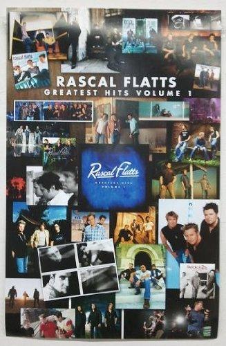 Rascal Flatts - Greatest Hits Vol 1 Poster