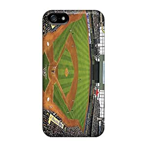 Protection Case For Iphone 5/5s / Case Cover For Iphone(milwaukee Brewers)