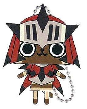 Monster Hunter Furifuri Mascot Key Chain 2nd Reusuotomo ...