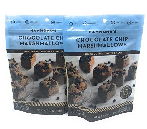 - Hammond's Chocolate Chip Marshmallows 4oz 2-Pack