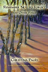 Remember Not to Forget and Other Poems Paperback