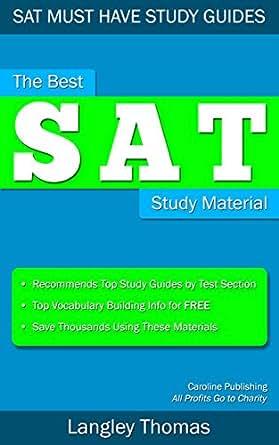 Best SAT Prep Books 2019 - Online SAT / ACT Prep Blog by ...