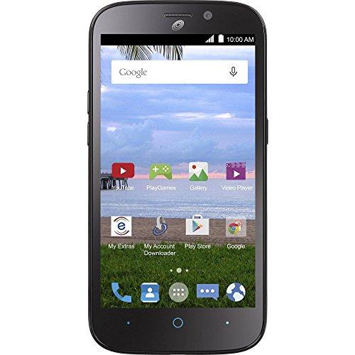 ZTE Z818G Net10 ZTE Allstar 4G LTE Prepaid Smartphone